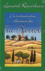 Die kulinarischen Abenteuer des Fra Bartolo, m. Audio-CD