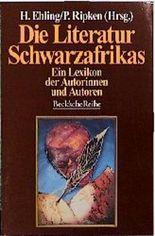 Die Literatur Schwarzafrikas