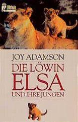 Die Löwin Elsa und ihre Jungen