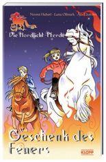 Die Nordlicht-Pferde - Geschenk des Feuers