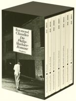 Die Philip-Marlowe-Romane in sieben Bänden in Kassette
