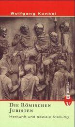 Die Römischen Juristen