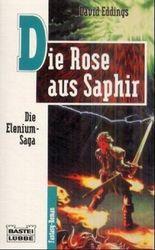 Die Rose aus Saphir