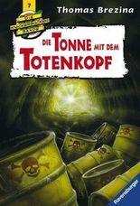 Die Knickerbocker-Bande: Die Tonne mit dem Totenkopf