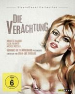 Die Verachtung, 1 Blu-ray