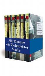 Die sechs Wachtmeister-Studer-Romane