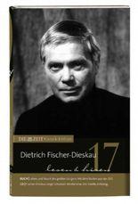 Dietrich Fischer-Dieskau lesen und hören, Buch u. Audio-CD