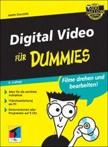 Digital Video für Dummies