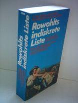 div. Autoren: Rowohlts indiskrete Liste