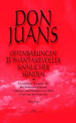 Don Juans Offenbarungen 33 Phantasievoller Sinnlicher Sünden