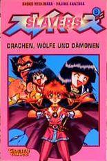 Drachen, Wölfe und Dämonen