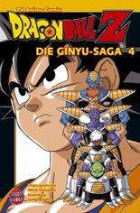 Dragon Ball Z - Die Ginyu-Saga, Band 4