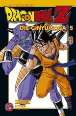 Dragon Ball Z - Die Ginyu-Saga, Band 5