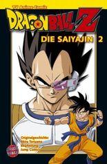 Dragon Ball Z - Die Saiyajin, Band 2