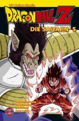 Dragon Ball Z - Die Saiyajin, Band 5