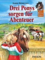 Drei Ponys sorgen für Abenteuer - Sonderband