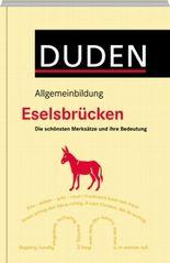 Duden Allgemeinbildung - Eselsbrücken