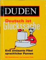 Duden Deutsch ist Glückssache