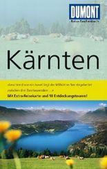 DuMont Reise-Taschenbuch Reiseführer Kärnten