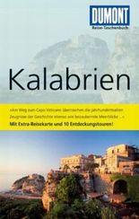 DuMont Reise-Taschenbuch Reiseführer Kalabrien