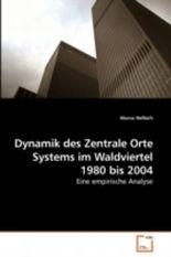 DYNAMIK DES ZENTRALE ORTE SYSTEMS IM WAL