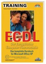 ECDL, Der europäische Computerführerschein, m. CD-ROM