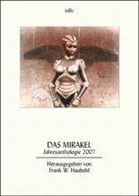 EDFC Jahresanthologie 2007