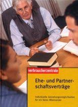 Ehe- und Partnerschaftsverträge