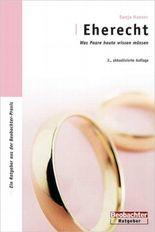 Eherecht
