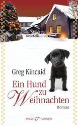 Ein Hund zu Weihnachten