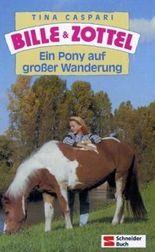 Ein Pony auf großer Wanderung