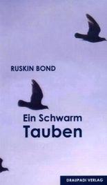 Ein Schwarm Tauben