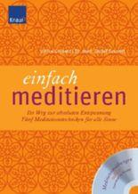 Einfach meditieren, m. Audio-CD