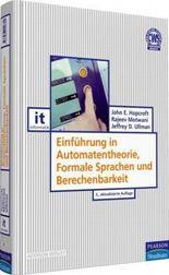 Einführung in die Automatentheorie, Formale Sprachen und Komplexität