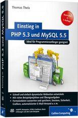 Einstieg in PHP 5.3 und MySQL 5.5