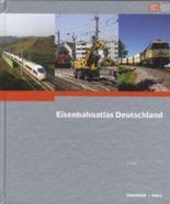 Eisenbahnatlas Deutschland 2007/2008