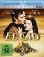 El Cid - Deluxe Edition, 3 Blu-rays