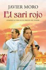 El sari rojo/ The red sari
