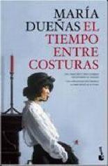 El Tiempo entre Costuras. Das Echo der Träume, spanische Ausgabe