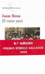 El Vano Ayer / Yesterday's False Hope