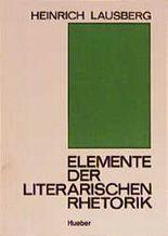 Elemente der literarischen Rhetorik