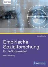 Empirische Sozialforschung für die Soziale Arbeit
