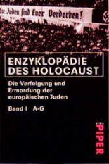 Enzyklopädie des Holocaust, 4 Bde.