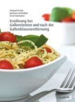 Ernährung bei Gallenerkrankungen und nach Gallenblasenentfernung
