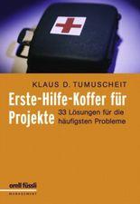Erste-Hilfe-Koffer für Projekte