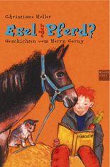 Esel oder Pferd