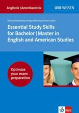 Essential Study Skills for Bachelor /Master in English and American Studies