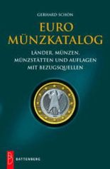 Euro Münzkatalog. Alle Länder, Münzen, Münzstätten und Auflagen