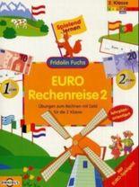 EURO-Rechenreise 2 - Übungen zum Rechnen mit Geld für die 2. Klasse