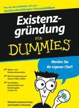 Existenzgrundung fur Dummies